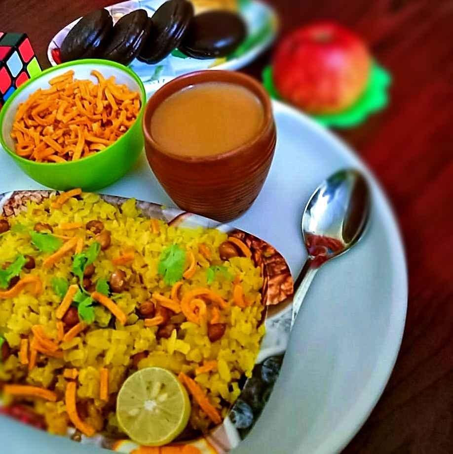 How to make इंदौरी पोहा