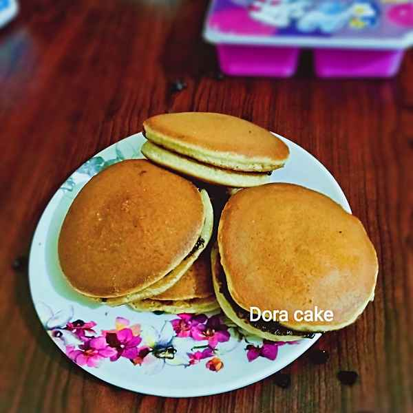 How to make Dora cake