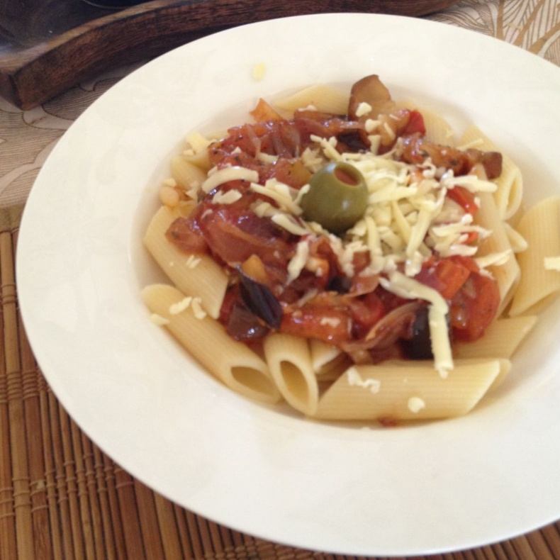 Photo of Pasta Caponata by parul shirazi at BetterButter