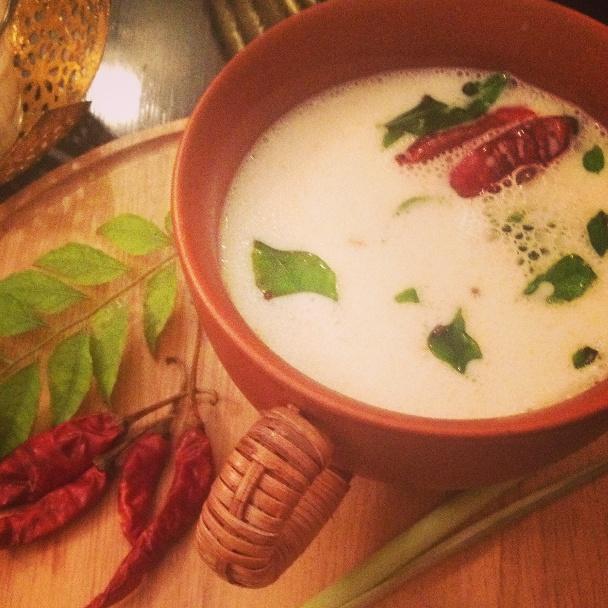 How to make Spicy Warm Buttermilk