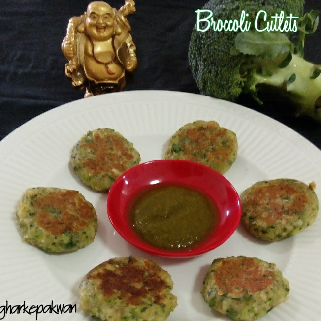 How to make Broccoli Cutlets