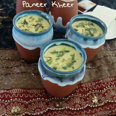 Photo of Paneer Kheer by Parul Singhal at BetterButter