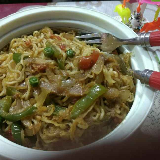 Photo of Maggi in Chinese Style by parul twinkle@gmail at BetterButter