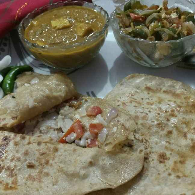 Photo of Mughlai Paratha by parul twinkle@gmail at BetterButter