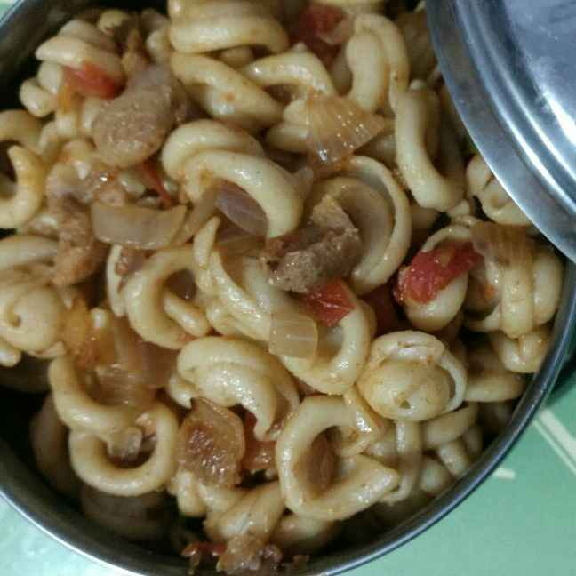 Photo of Soya Chunks Pasta by parul twinkle@gmail at BetterButter
