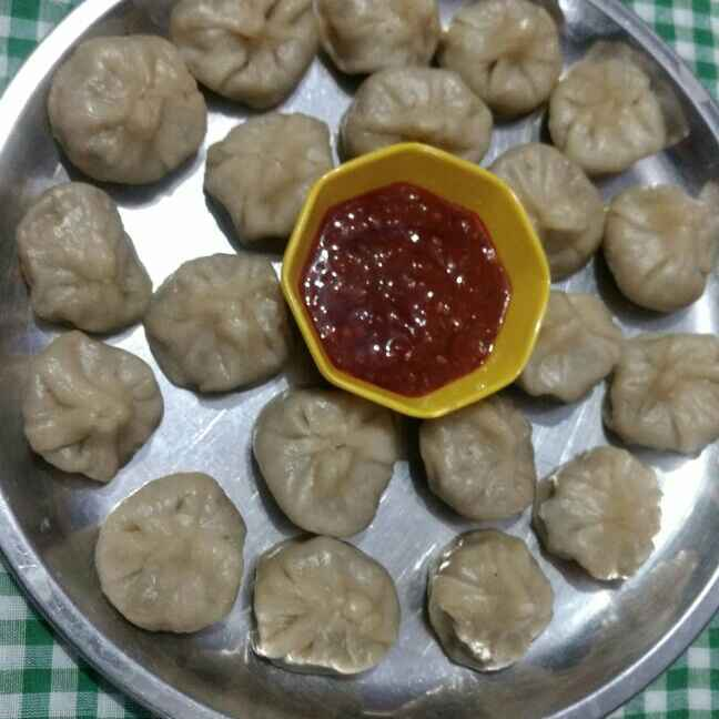 Photo of Veg Momos by parul twinkle@gmail at BetterButter