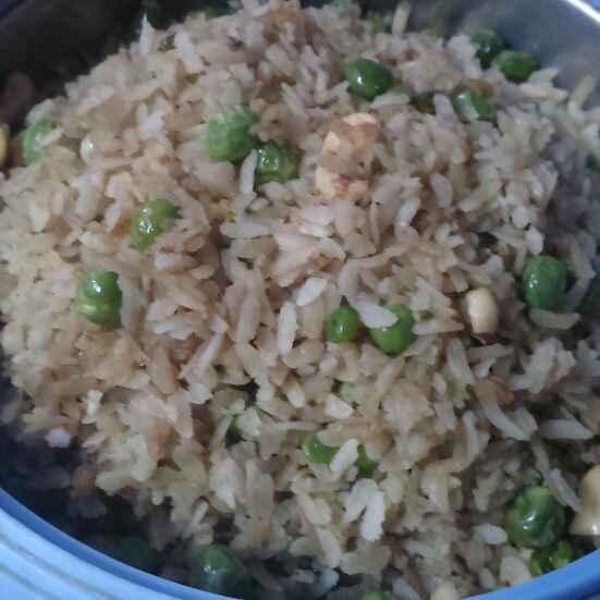 How to make Chura Matar