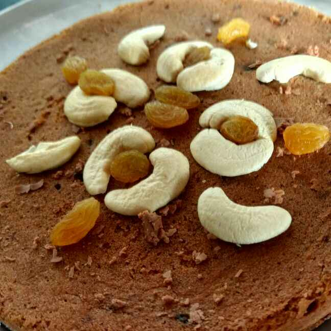 Photo of Eggless Bournvita Cake by parul twinkle@gmail at BetterButter