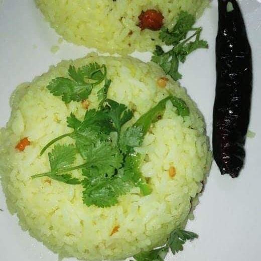 Photo of Lemon rice by Pasumarthi Poojitha at BetterButter
