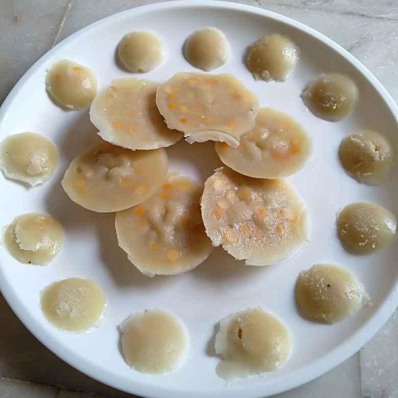 Photo of Sweet kudumulu by Pasumarthi Poojitha at BetterButter