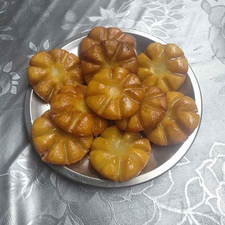 Photo of Toor dal pitha sweet by Pasumarthi Poojitha at BetterButter