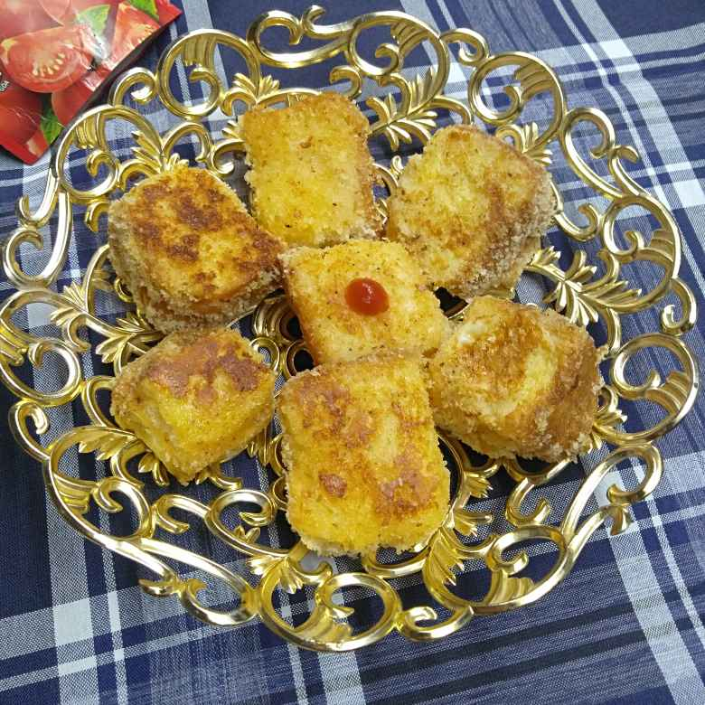 Photo of Bread chese bites by Pasumarthi Poojitha at BetterButter