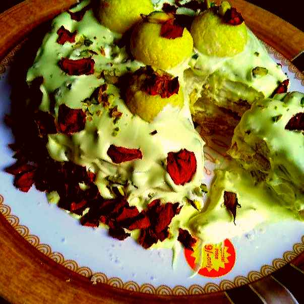 Photo of Rasmalai cake by Pasumarthi Poojitha at BetterButter