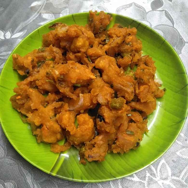 Photo of Rice flour pakodi by Pasumarthi Poojitha at BetterButter