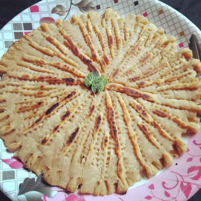 Photo of Rajasthan khoba  roti by Pasumarthi Poojitha at BetterButter
