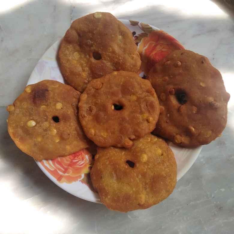 Photo of Wheat flour appalu by Pasumarthi Poojitha at BetterButter