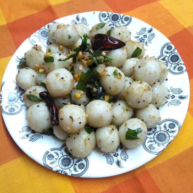 Photo of Steamed rice balls by Pasumarthi Poojitha at BetterButter