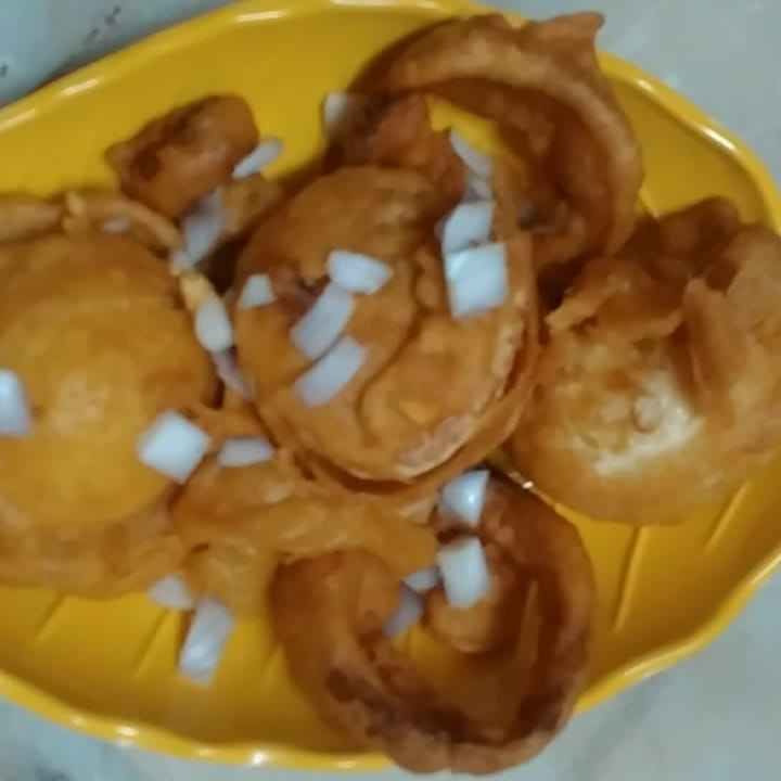 Photo of Aloo bajji by Pasumarthi Poojitha at BetterButter