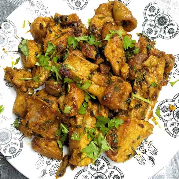 Photo of Chicken fry by Pasumarthi Poojitha at BetterButter