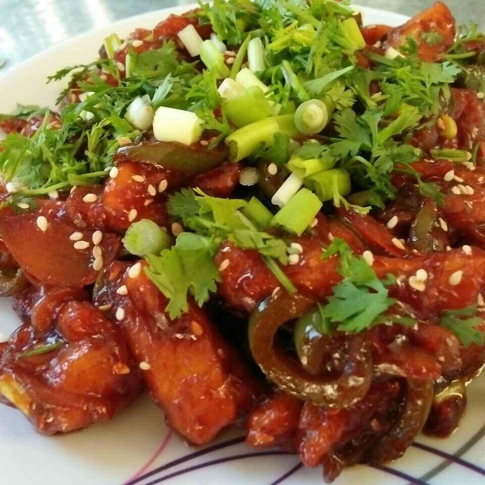 Photo of Honey chilli potato by Patel Praful at BetterButter