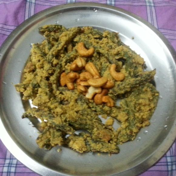 Photo of Pyar Ki Bhindi by pa vani at BetterButter