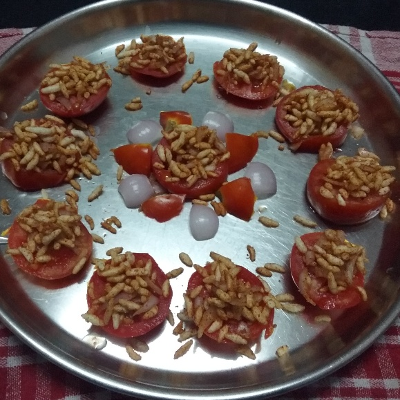 Photo of RED TAMATO CHAAT  ( STREET FOOD ) by pa vani at BetterButter