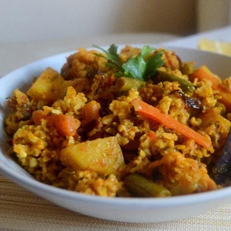 Photo of Brown Rice One Pot Veg Biriyani by Pavithira Vijay at BetterButter