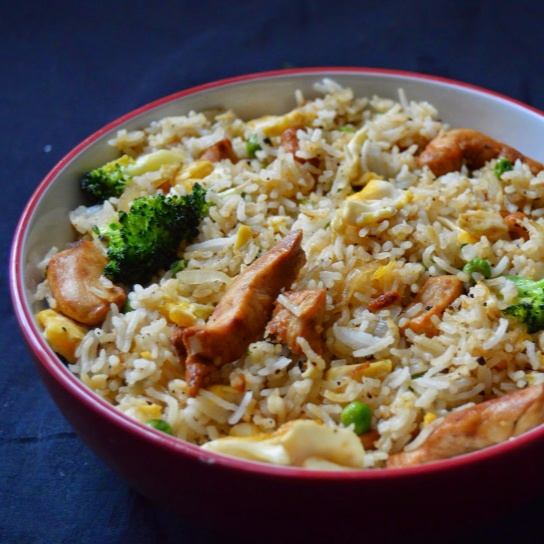 Photo of Chicken Fried Rice by Pavithira Vijay at BetterButter