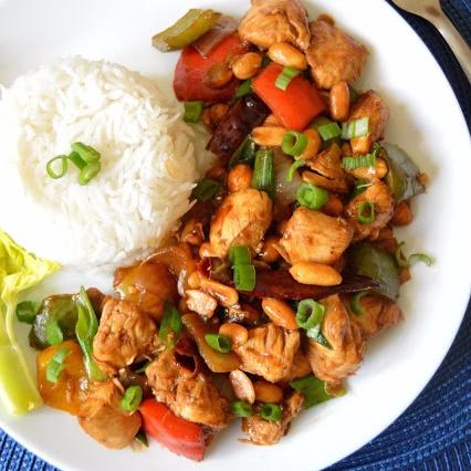 Photo of Kung Pao Chicken (Gong Bao) by Pavithira Vijay at BetterButter