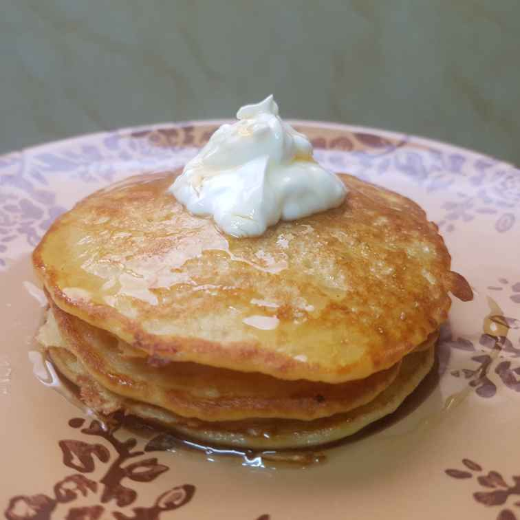 Photo of Red pumpkin pancake by Pavithra Prasad at BetterButter