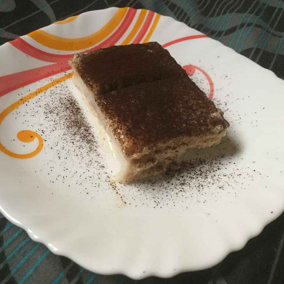 Photo of Coffee Biscuit Pudding by Pavithra Prasad at BetterButter