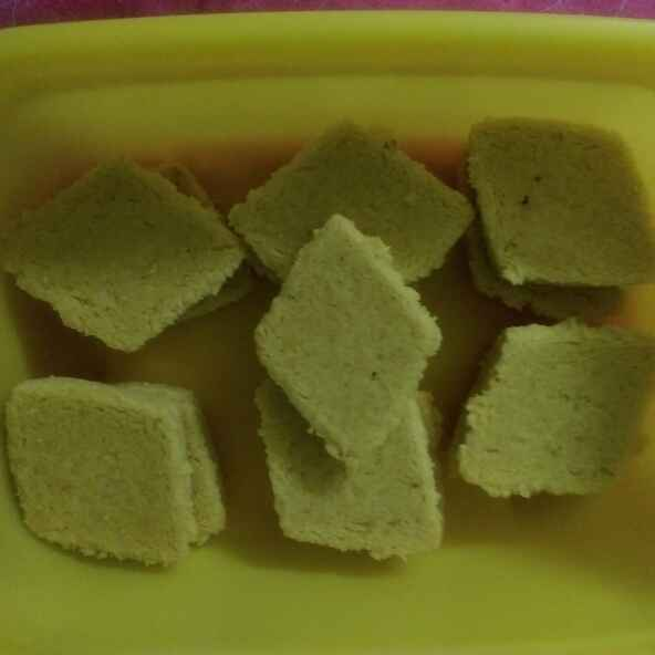How to make Wheat Flour Coconut Cookies