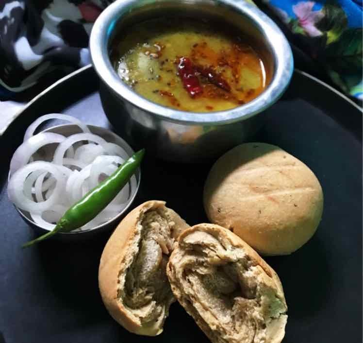 Photo of Maharashtrian rodge by payal jain at BetterButter