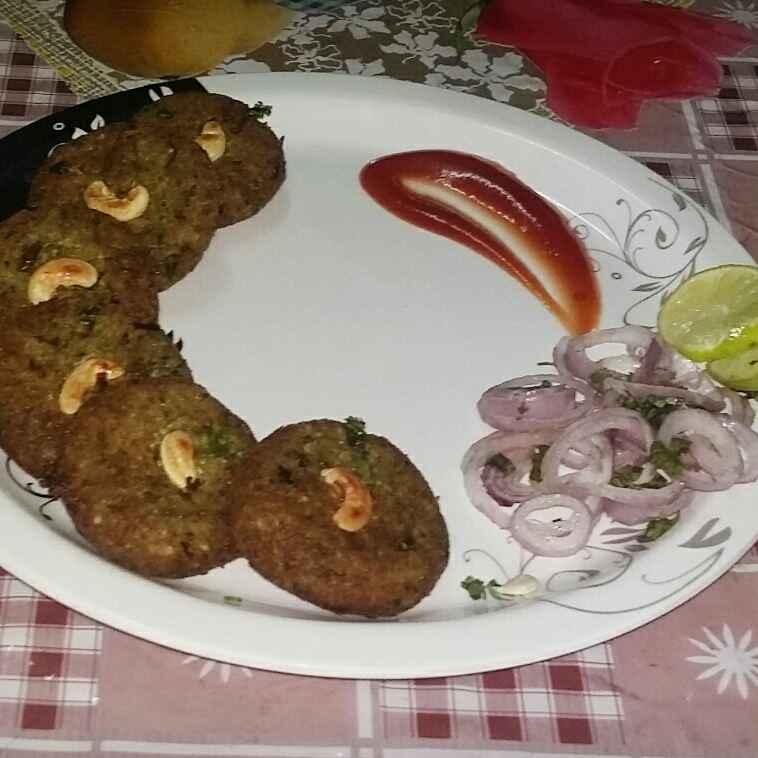 How to make హరా భారా కబాబ్