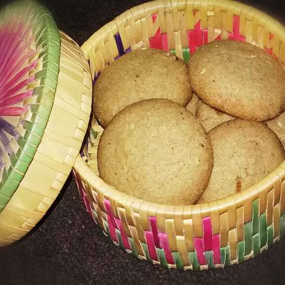 Photo of Bajra cookies by payal jain at BetterButter