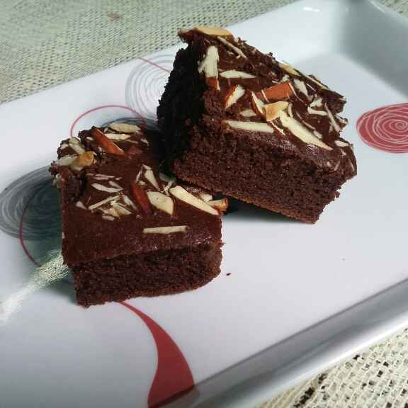 Photo of Eggless chocolate cake by payal jain at BetterButter