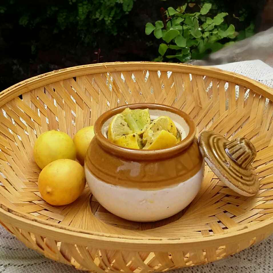 Photo of lemon pickle by payal jain at BetterButter