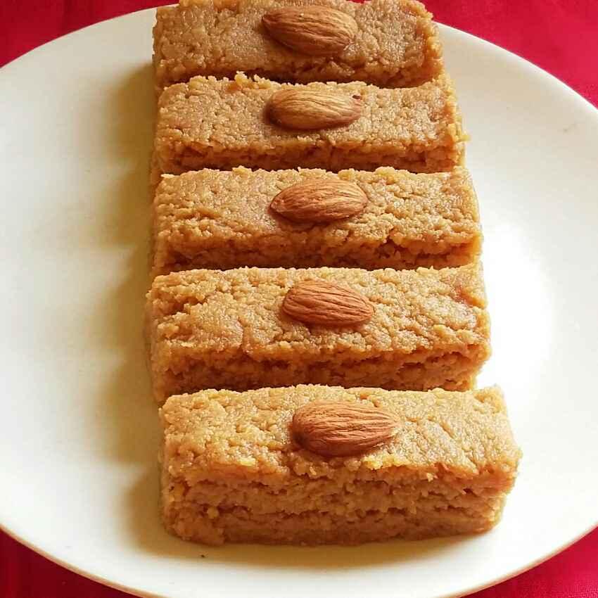 How to make मिल्क केक
