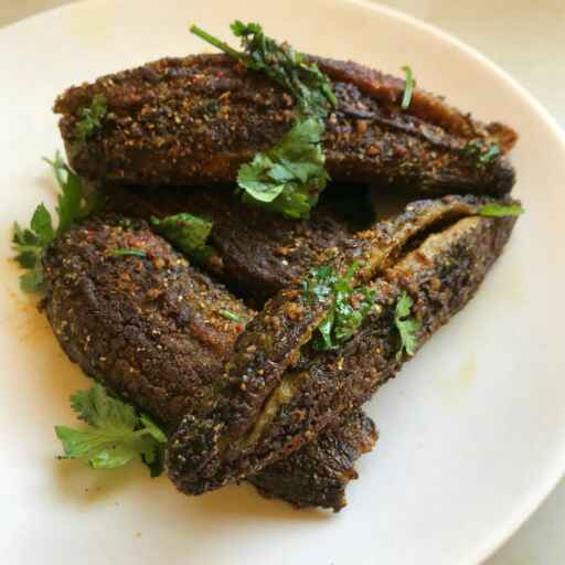 How to make stuffed karela