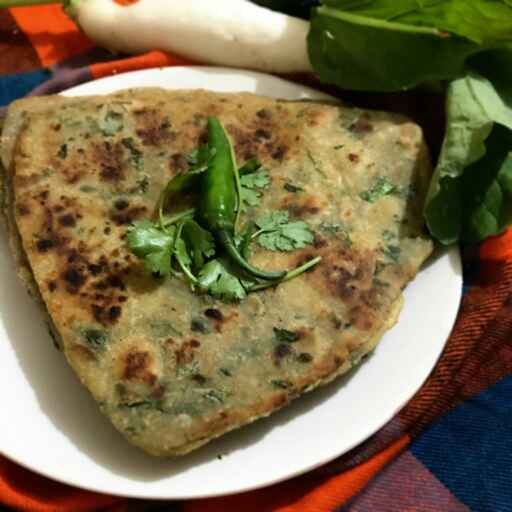 Photo of all in one paratha by payal jain at BetterButter