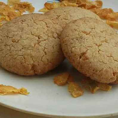 Photo of cornflakes cookies by payal jain at BetterButter