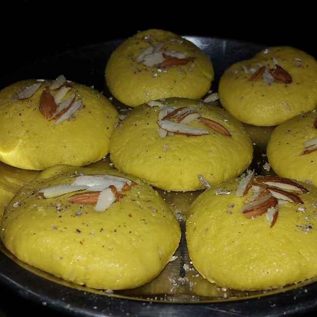 Photo of Malai sandesh by Payal Singhania at BetterButter