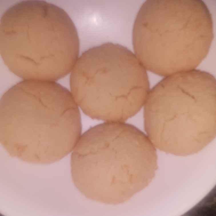 Photo of Nariyal cookies by Payal Singhania at BetterButter
