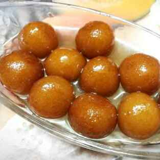 How to make ব্রেড গুলাবজামুন