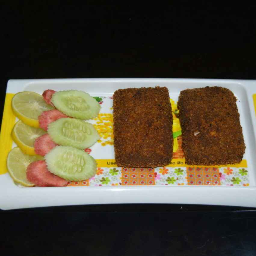 How to make Fish Cutlet
