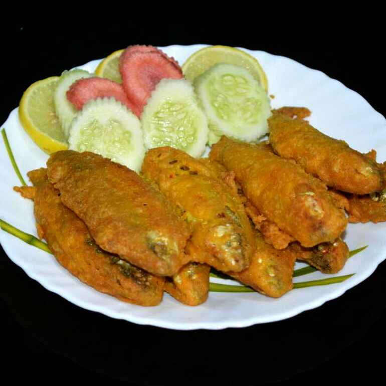 How to make Muchmuche Bata Fish Fry