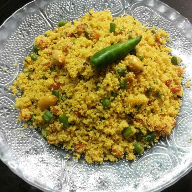 How to make ঝাল সুজি
