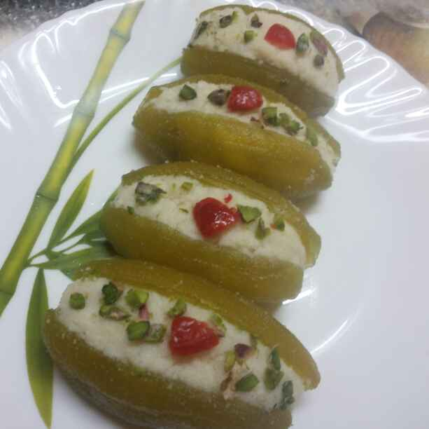 Photo of Kheer Potol by Peeyaly Dutta at BetterButter
