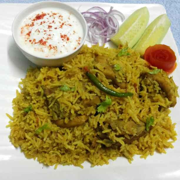Photo of Chicken Tahari by Peeyaly Dutta at BetterButter