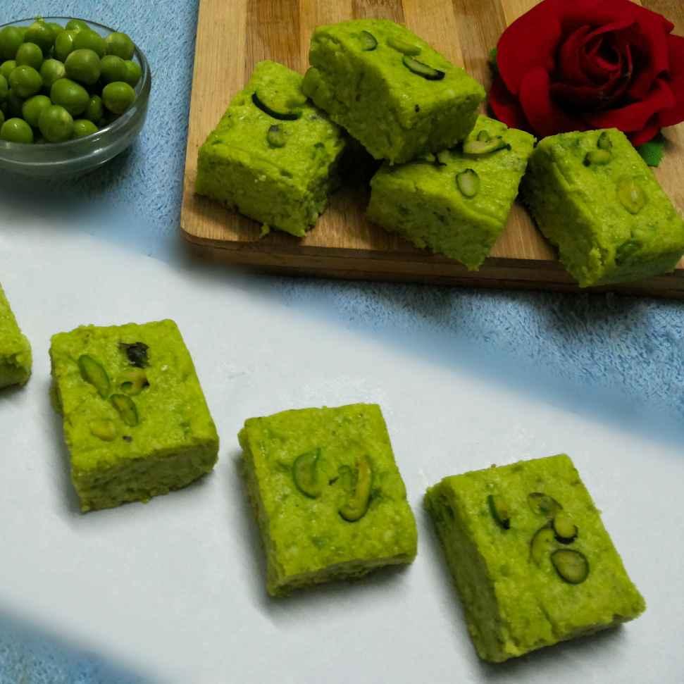 Photo of Peas kalakand by Peeyaly Dutta at BetterButter